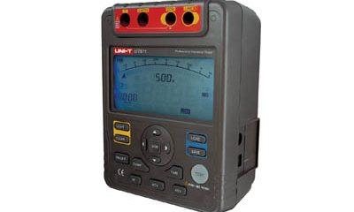 UT511 Insulation Tester