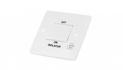 3 Pole Fan Isolator Switch